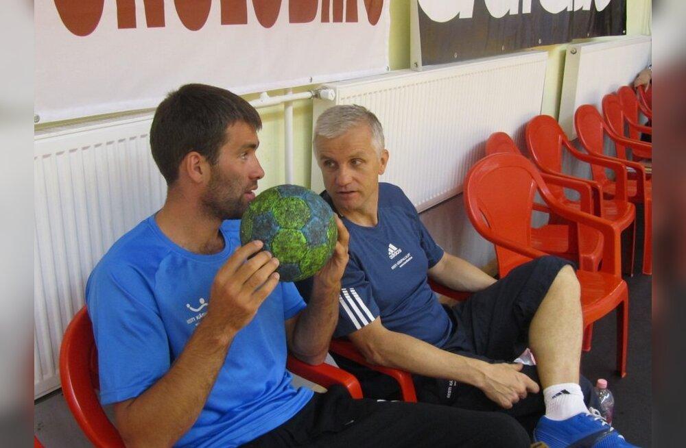Marius Aleksejevi koduklubi pääses Šveitsi käsipalliliigas võiduteele