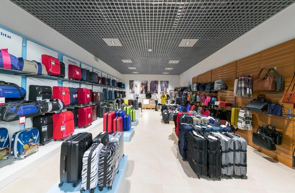 В Таллинне открывается магазин товаров для путешествий