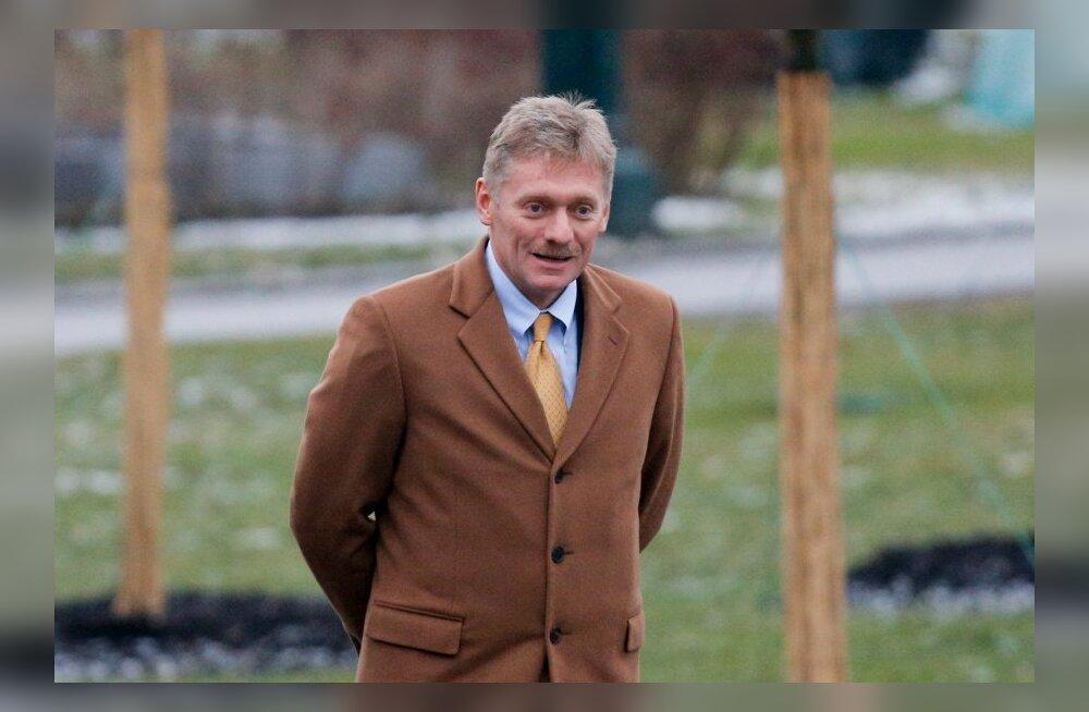Peskov: väited Vene vägede Ukrainas viibimise kohta on absurdsed
