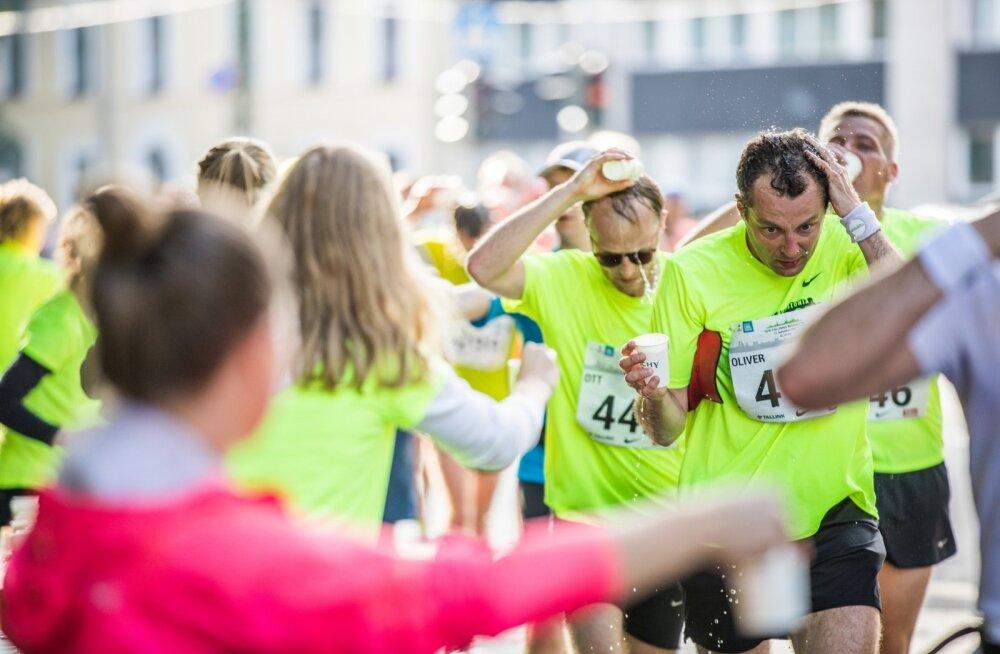 Keenia valitses, Eesti jooksusõber nautis