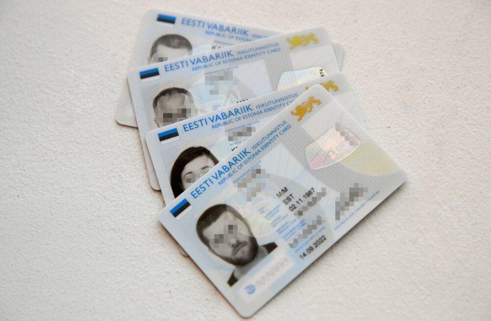 ID- kaardid