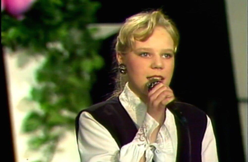 """ETV 60! VIDEOD: Vaata, kuidas täna tuntud muusikud enam kui 20 aastat tagasi """"Laulukarussellis"""" laineid lõid"""