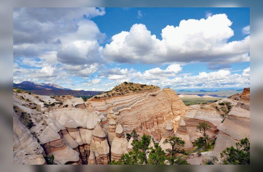 Rohkem kui USA ehk elust New Mexicos jooksja silme läbi