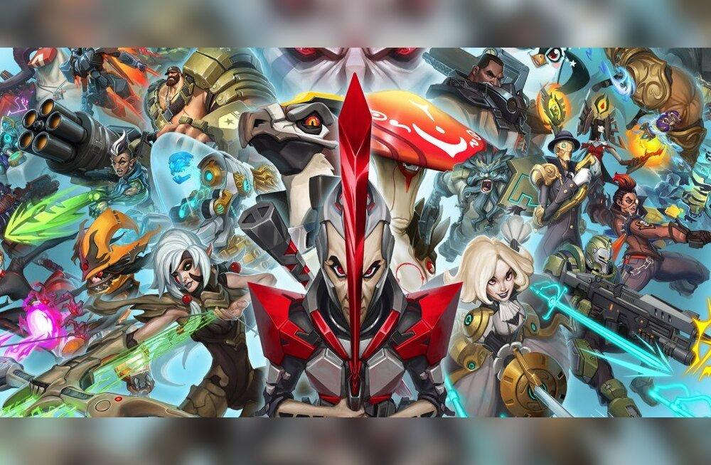 2-8. mai: uusi videomänge – Battleborn, SUPERHOT Xbox One'ile