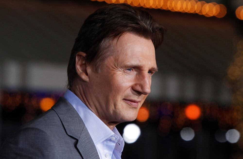 Liam Neesoni punase vaiba üritus jäeti skandaalse kommentaari tõttu ära