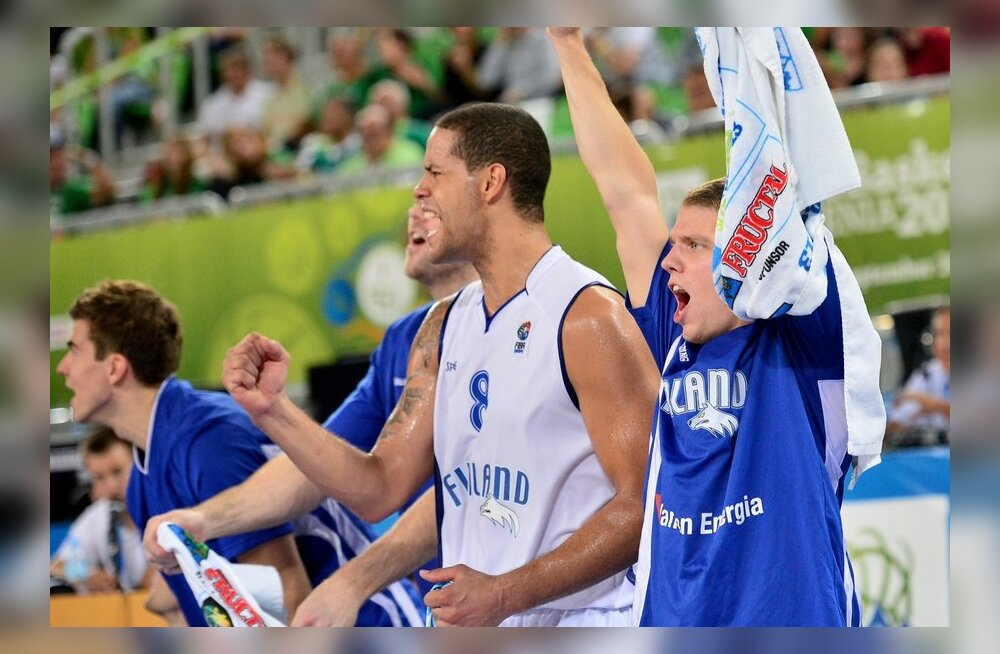 Soome korvpallikoondis