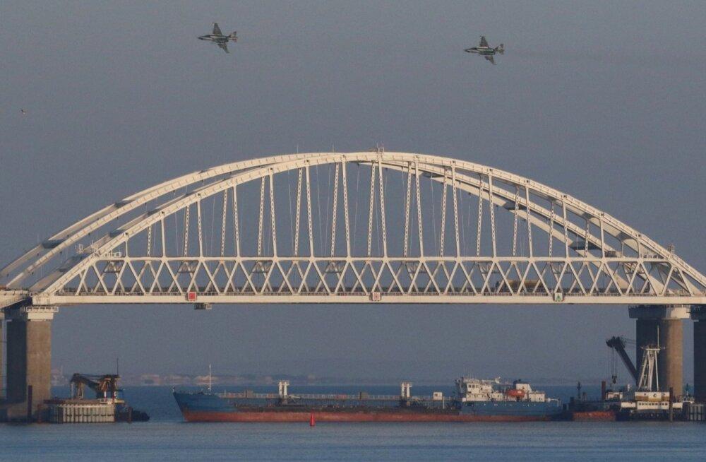 Allikas: USA merevägi võib saata Kertši väina lähedale oma sõjalaeva