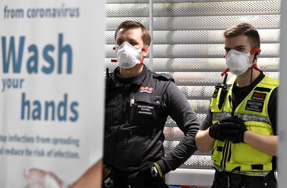 Soome terviseamet tahab juba lähipäevil anda karmima soovituse maskide kandmiseks