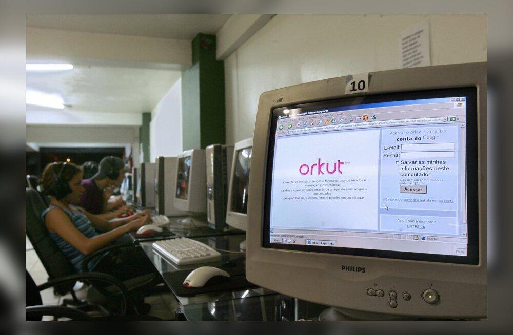 Google sulgeb sotsiaalvõrgustiku Orkut