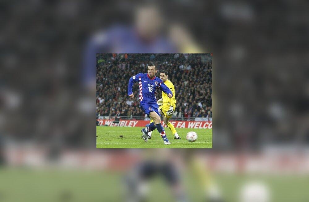 Horvaatia ründaja Ivica Olic