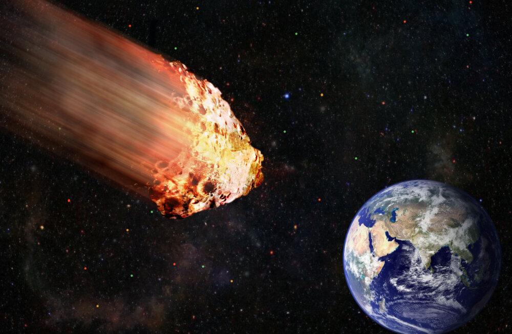Rahvusvahelise asteroidipäeva puhul toimub Teletornis Eesti esimene stand-up konverents