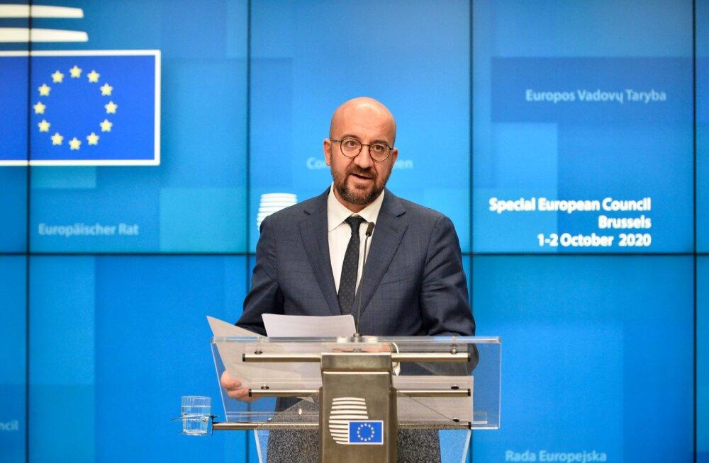 EL jõudis Valgevene sanktsioonides lõpuks kokkuleppele, aga Lukašenka jäi välja