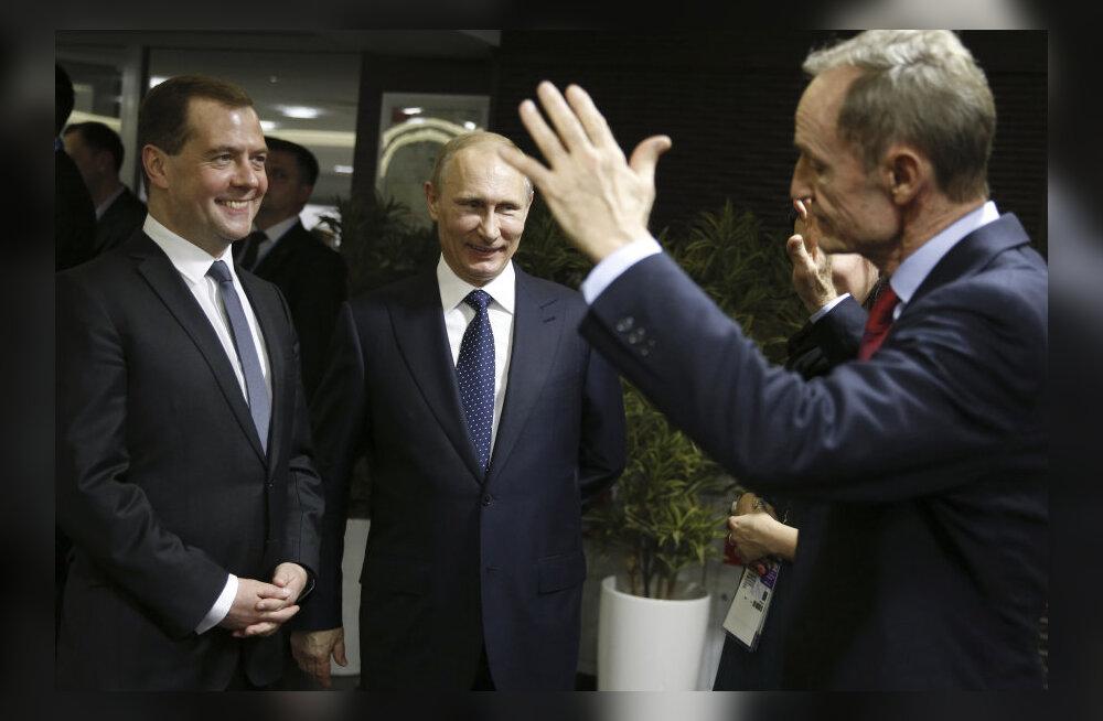 Emotsionaalne Altai foorum: kas Venemaa jääb tänasel kujul alles?