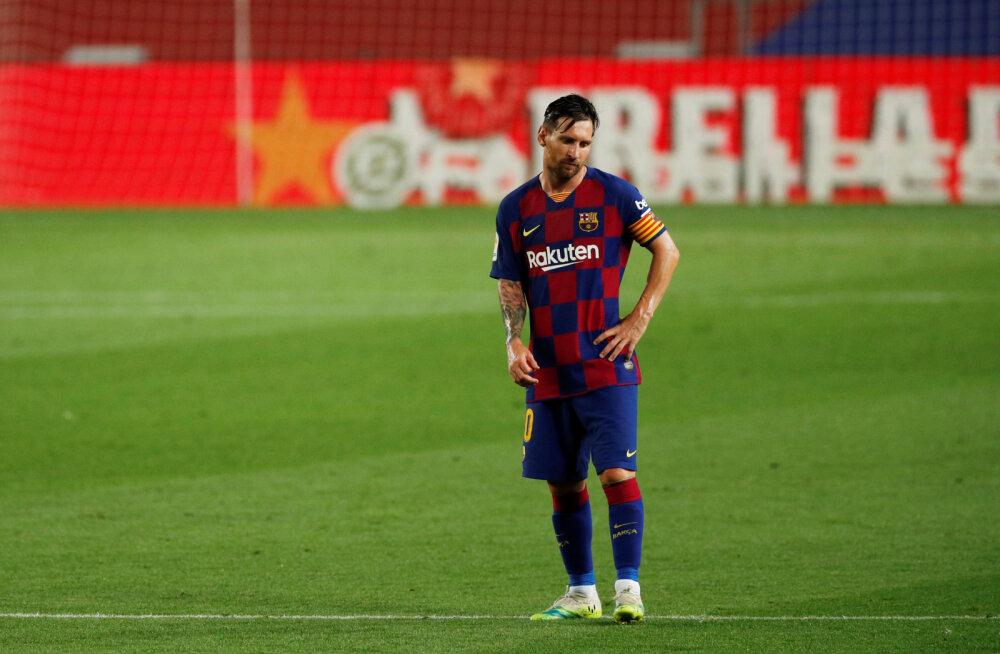 Endine Barcelona mängija: klubi peab Messist sõltumatuks muutuma