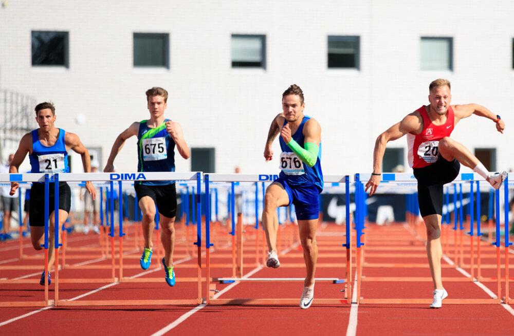Tartus selguvad mitmevõistluse Eesti meistrid