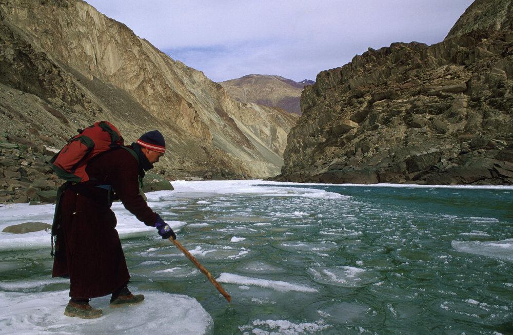 Teadlased: Himaalajast võivad lähiajal lähtuda suured üleujutused