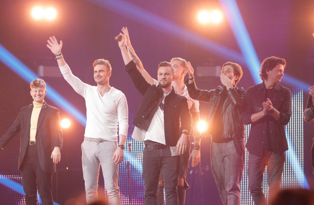 BLOGI ja FOTOD | Kõik finalistid on selged! Tartus selgitati välja veel kuus, kes hakkavad finaalis Eurovisionile pääsu nimel võistlema!