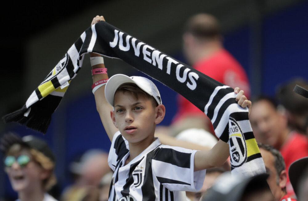 Juventus teeb tänavu Itaalia jalgpallis ajalugu