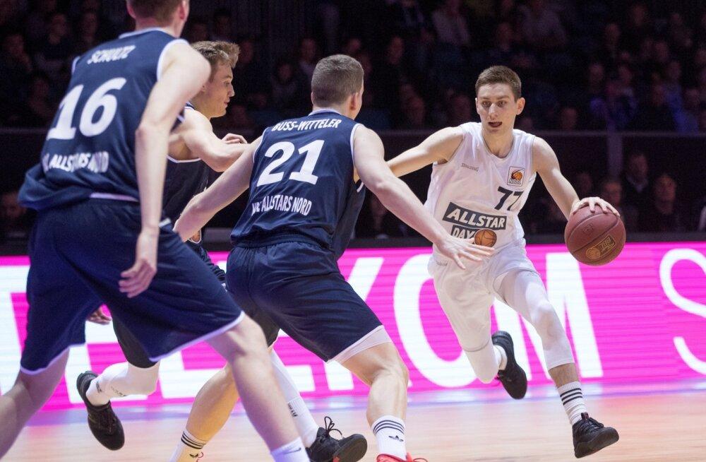 Korvpalli Tähtede mäng Saksamaal