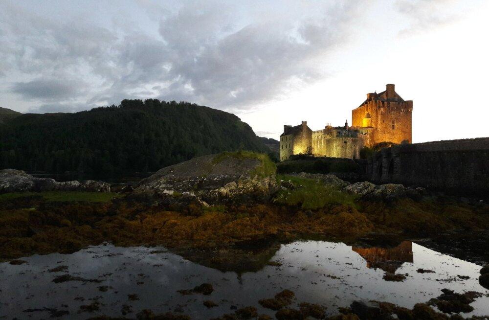 Eilean Donani kindlus