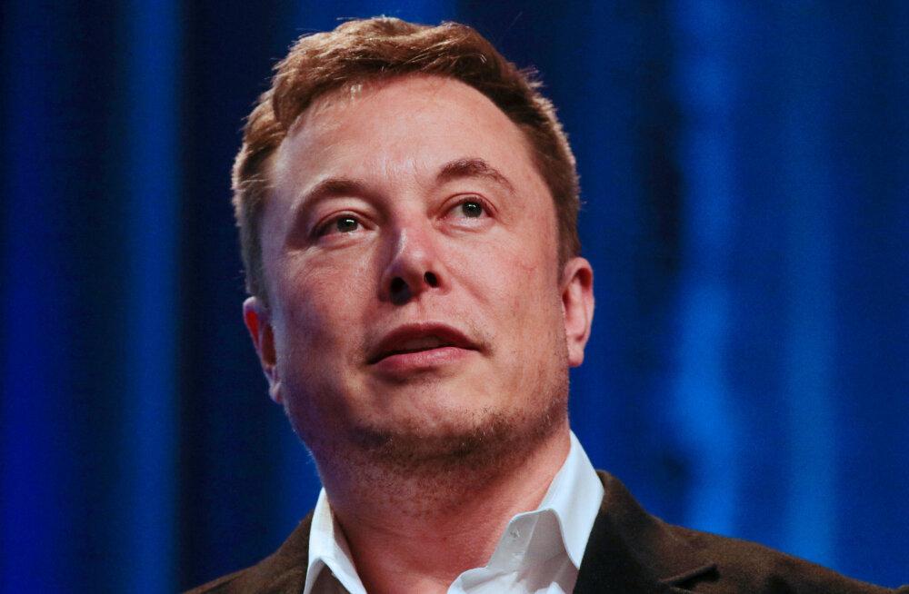 """Elon Musk: """"On 70 protsendiline tõenäosus, et ma kolin Marsile"""""""