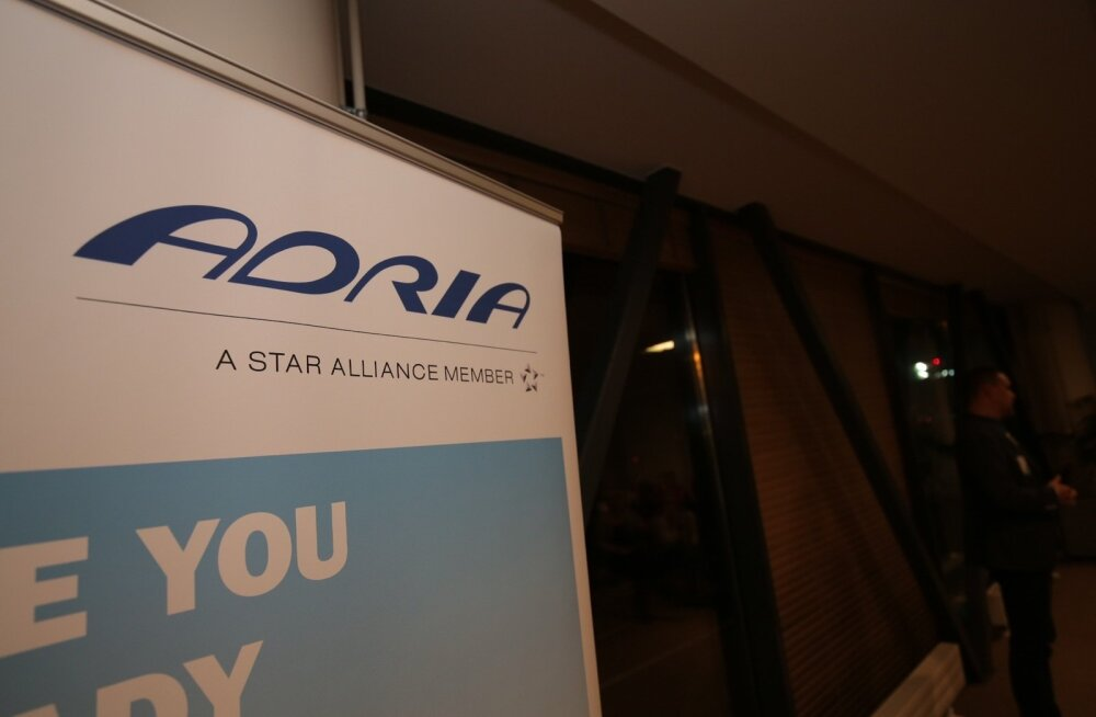 Eesti lennuliinide kaitseingel Adria Airways võib samuti hingusele minna