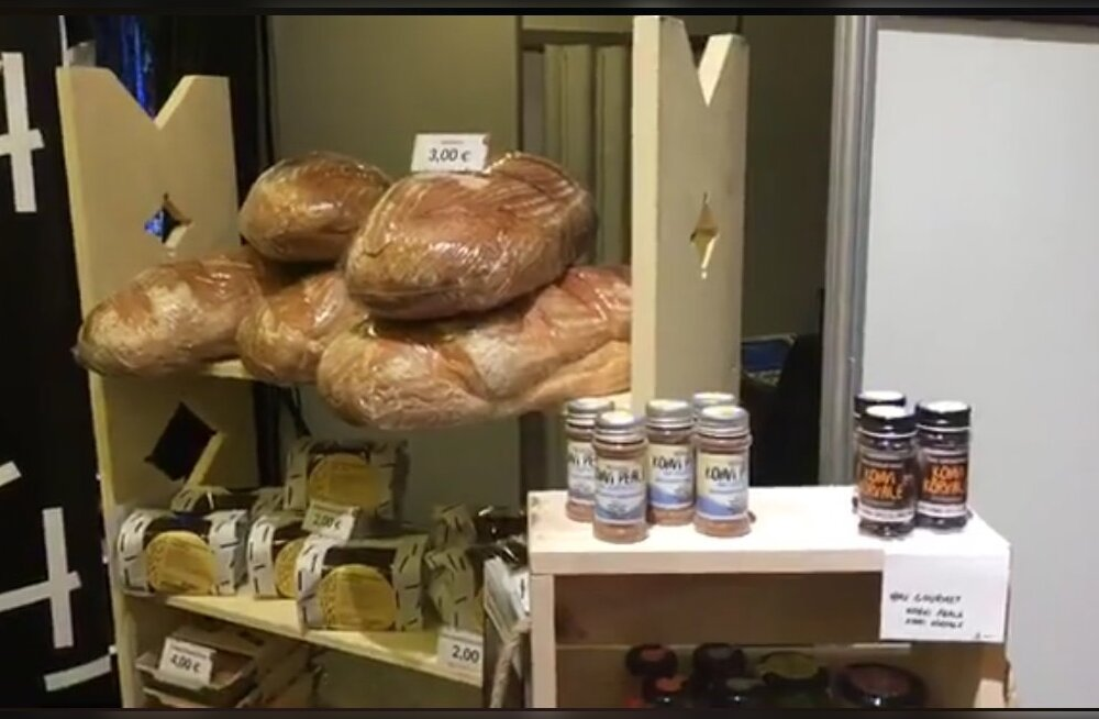 VIDEOD TURISMIMESSILT | Vaatamisväärsused ja toit käivad käsikäes
