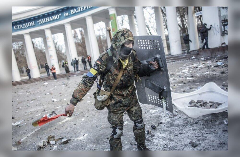Kiievi Hruševskõi tänava rahutused on nõudnud kolm inimelu