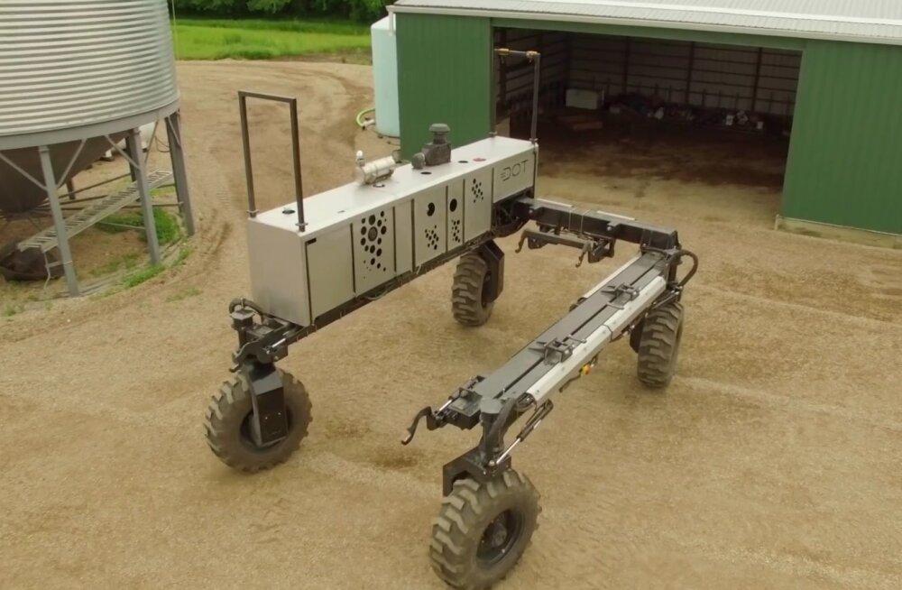 Kanadalane leiutas põllutöödeks traktorist säästlikuma alternatiivi