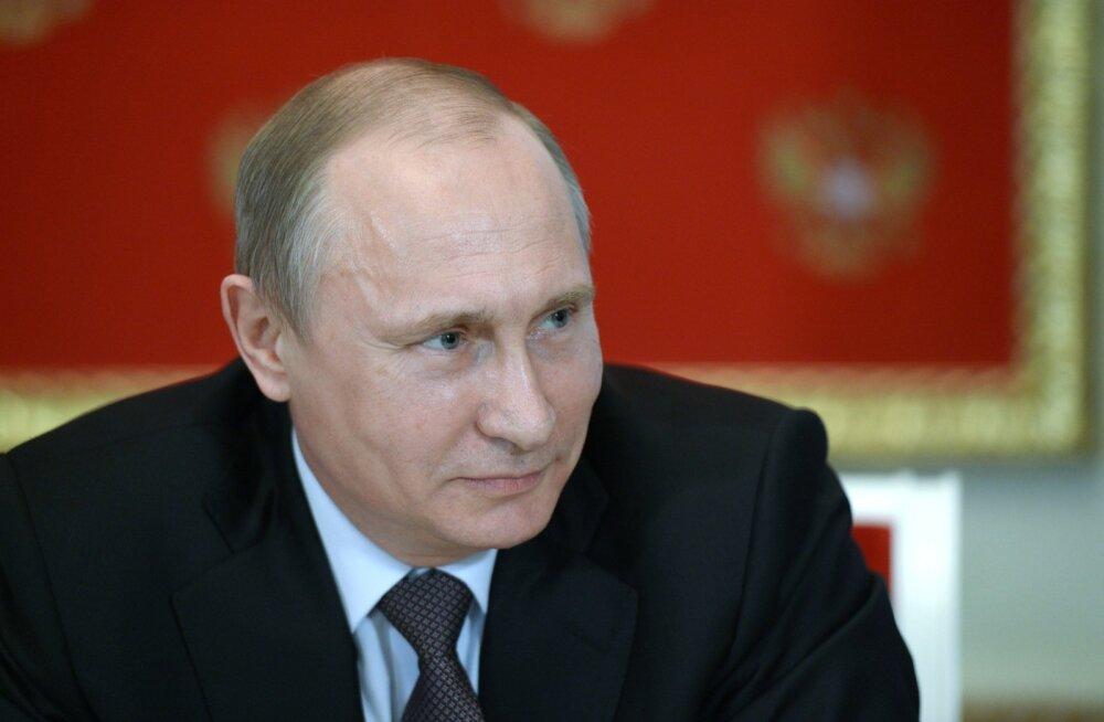 Ajakirja Time lugejaküsitluse järgi on maailma mõjukaim inimene Putin, kes edestab Lady Gagat ja Rihannat
