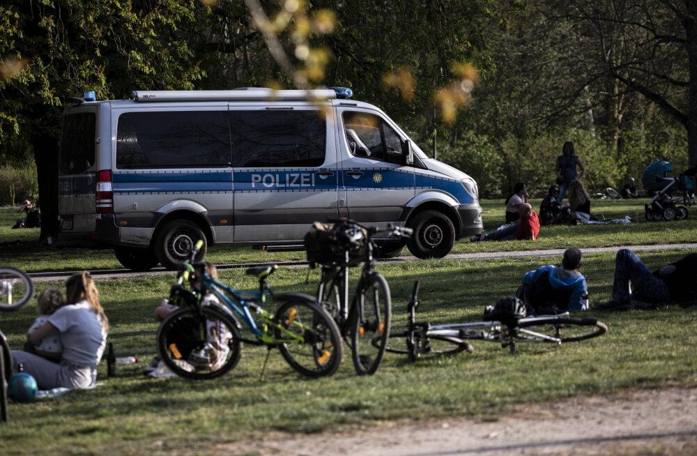 Saksamaal on üle poole koroonaviirusega nakatunutest terveks saanud