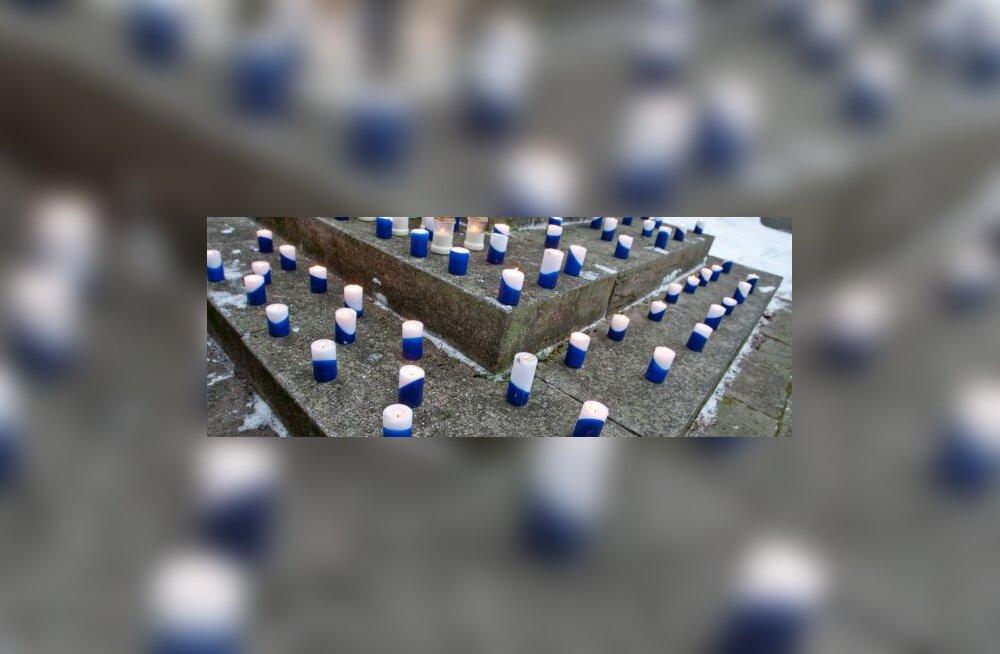 Holokaustiohvrite mälestuspäev Kloogal