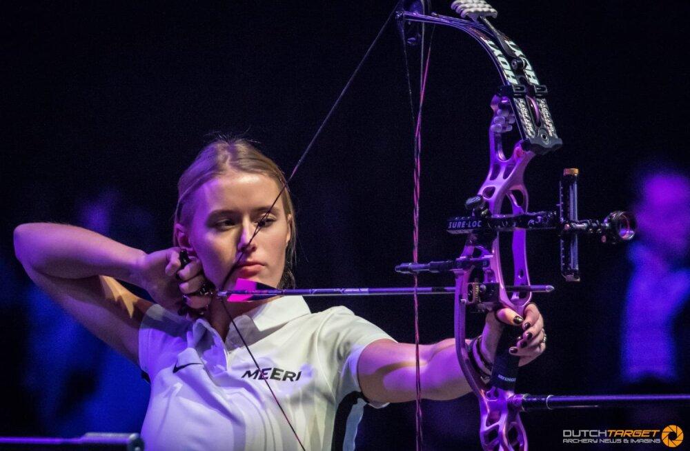 Eesti vibulaskja püstitas noorte maailmarekordi