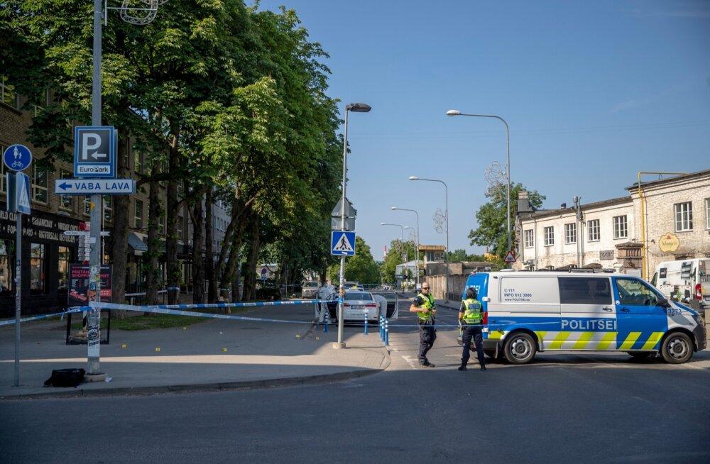 Telliskivi tulistamise kriminaalmenetlus lõpetati. Rünnaku täpsed motiivid jäävadki küsimärgiks