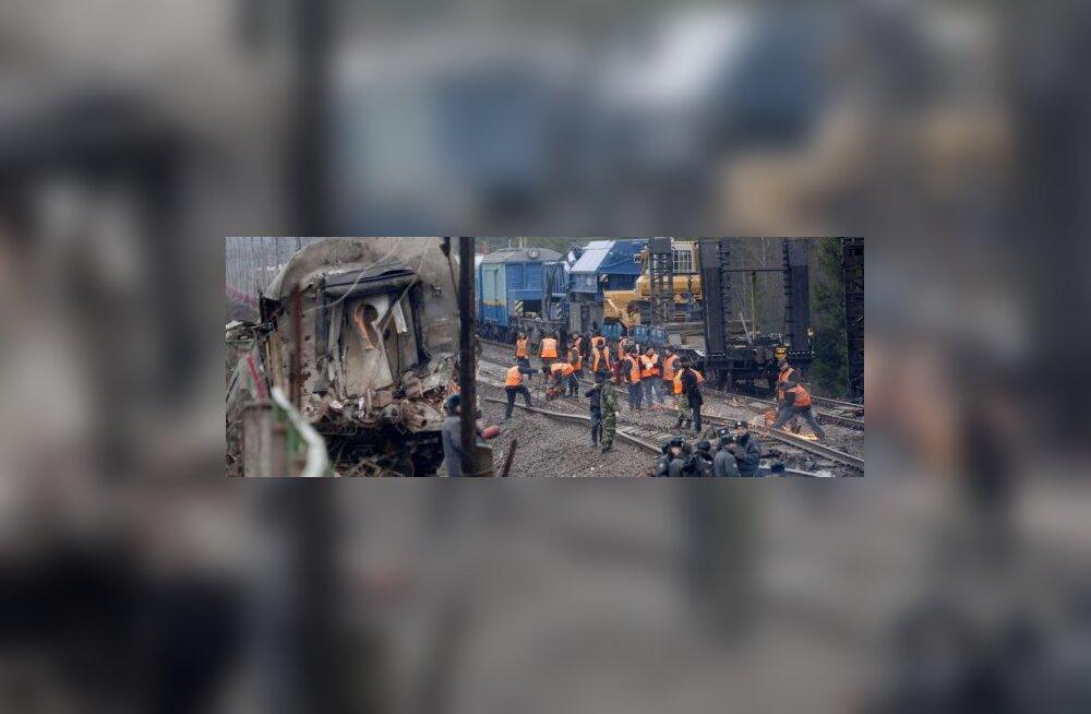 vene rongiõnnetus
