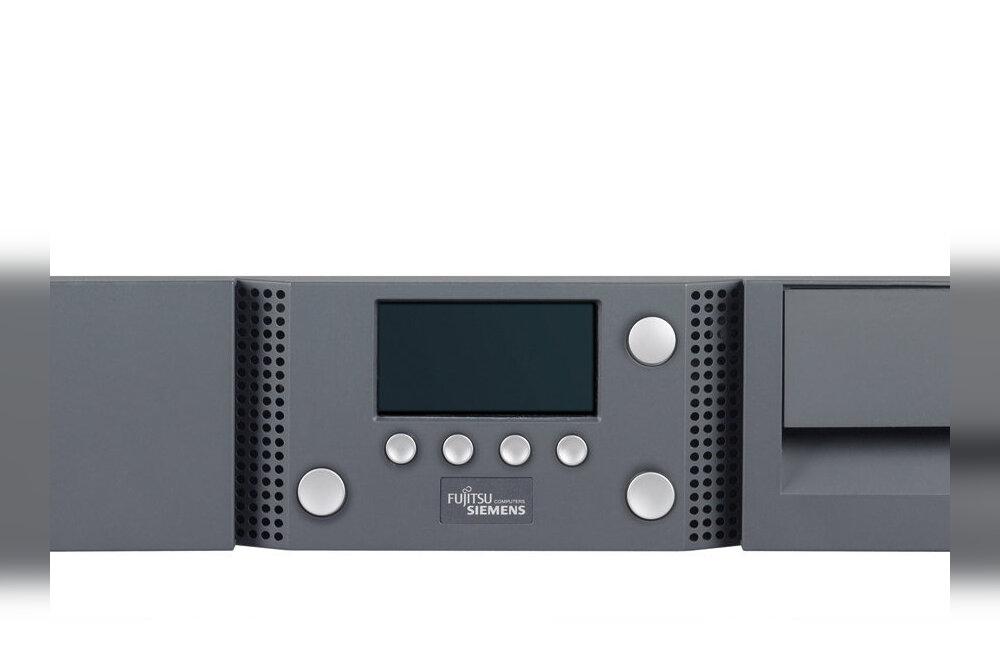 Fujitsu Siemensil uus andmesalvestussüsteem