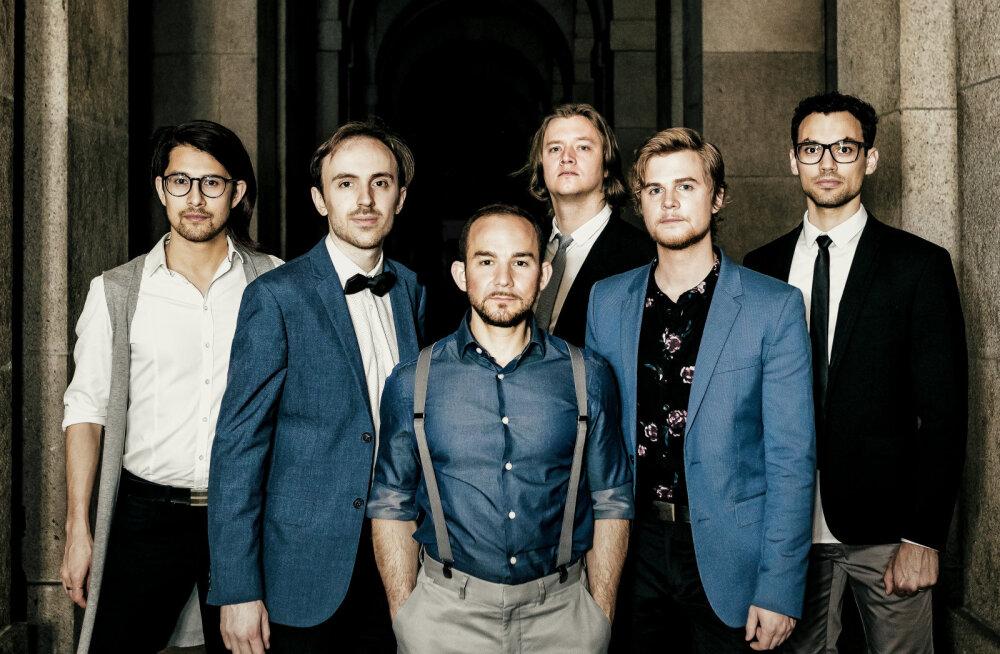 Maailma menukaima <em>a cappella</em> ansambli Accent liikmed kohtusid omavahel päriselus alles kolm aastat pärast esimese loo lindistamist