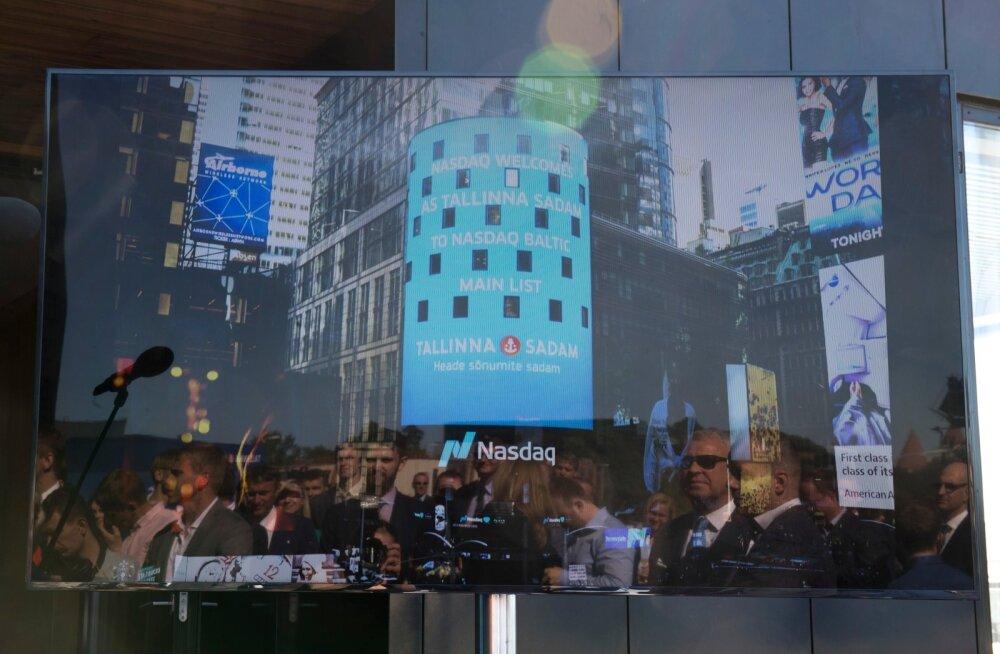 3ff8f81f8d3 USA suurpanga osalus Tallinna Sadamas kasvab iga nädalaga - ärileht.ee