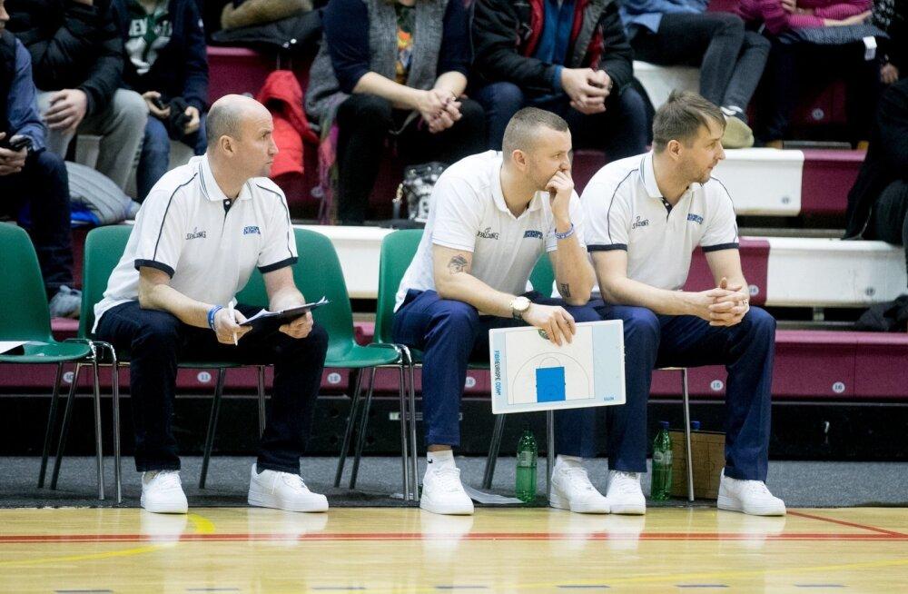 Eesti U18 koondise treenerid