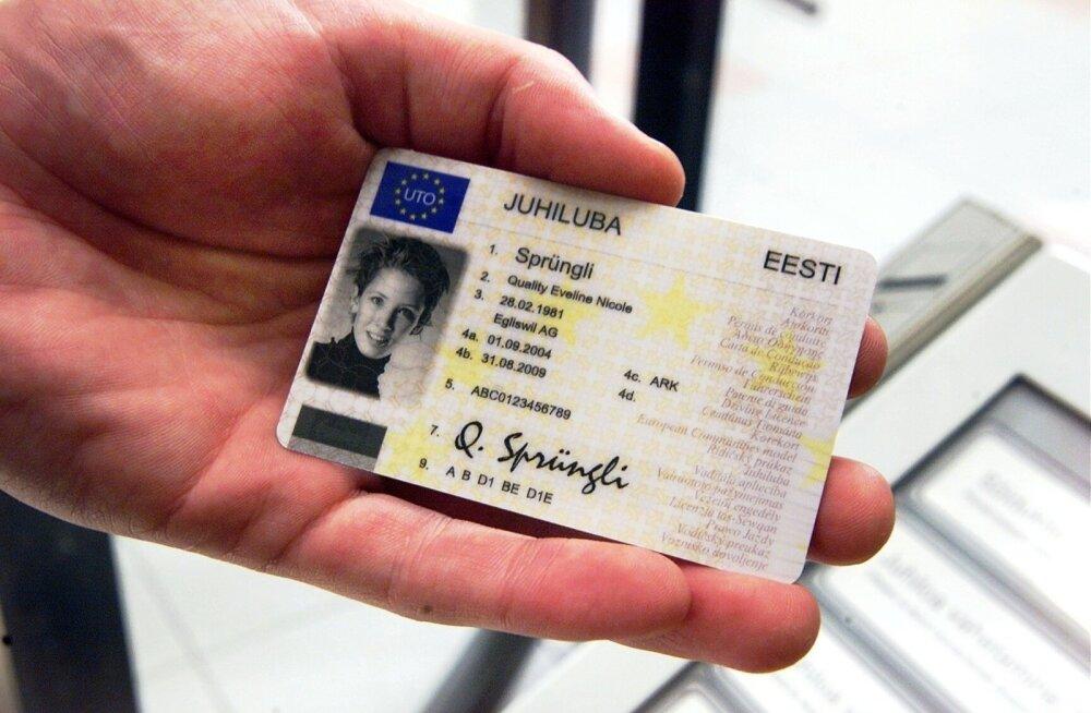 В Эстонии изменят Закон о дорожном движении в связи с Brexit