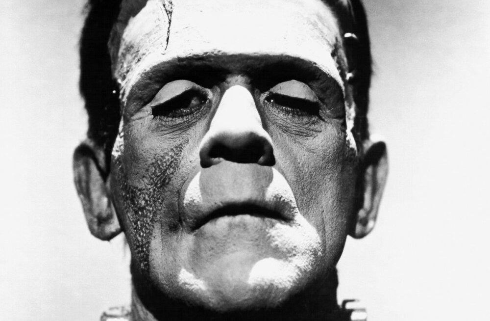Uuring: Frankensteini koletise järglased oleksid 4000 aastaga kogu inimkonna välja suretanud