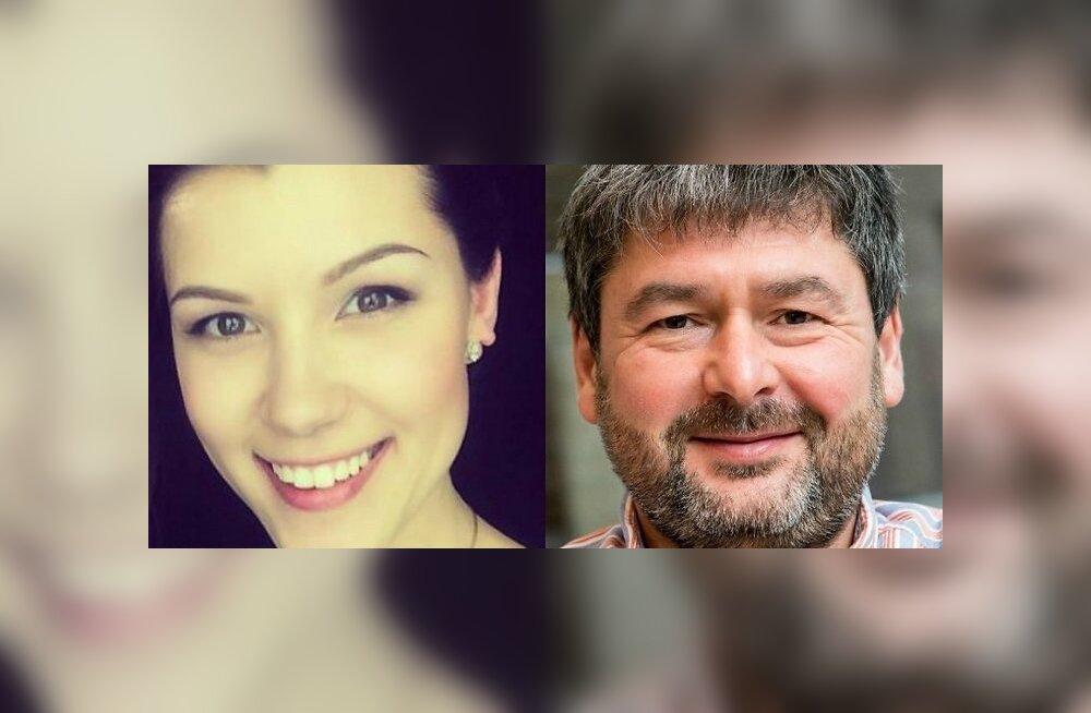 Новая избранница Олега Осиновского, возможно, замешана в темных делах