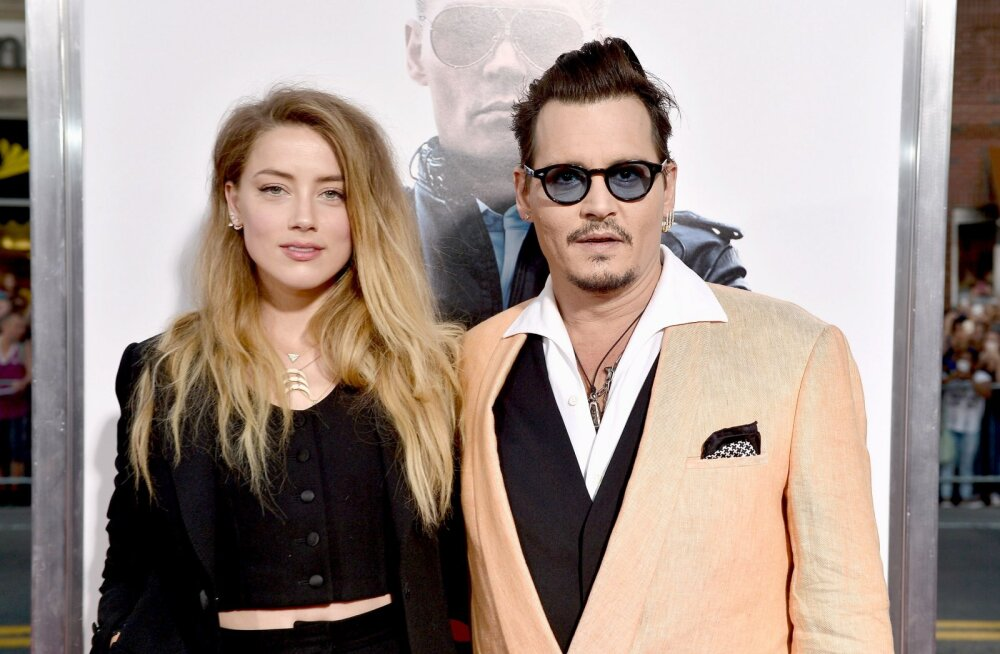 Skandaalsest abielust jõledate ülestunnistusteni kohtus: Johnny Deppi ja Amber Heardi plahvatuslik lahutus tõmbab tähelepanu üle maailma