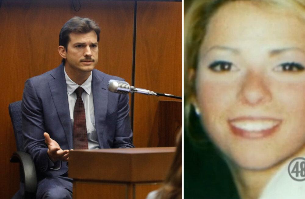 Ashton Kutcher andis jõhkralt mõrvatud tüdruksõbra kohta uusi tunnistusi: kartsin, et ma jään sõrmejälgede pärast süüdi