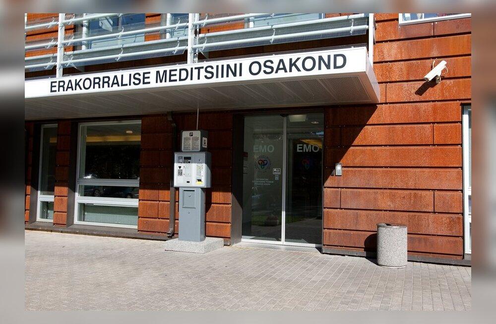 Vaata Tartu ülikooli kliinikumi töökorraldust streigi ajal