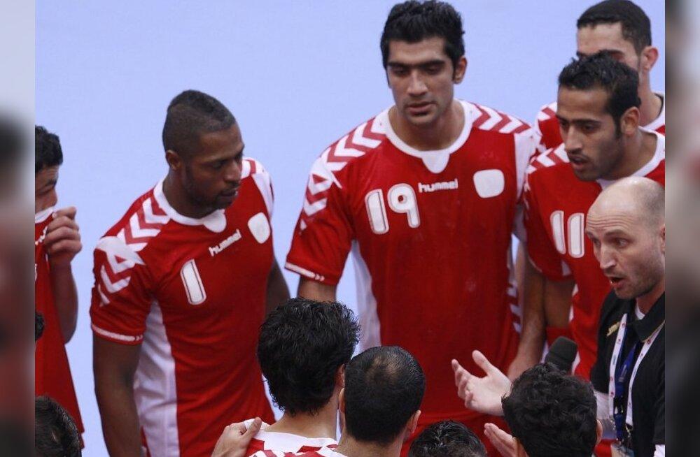 Bahreini valitsus saatis käsipallurid 15 aastaks vangi