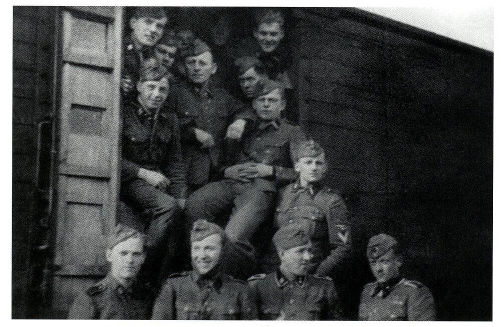 Katkend raamatust: SÕDALASE TEE. Pataljon Narva 1943-1944