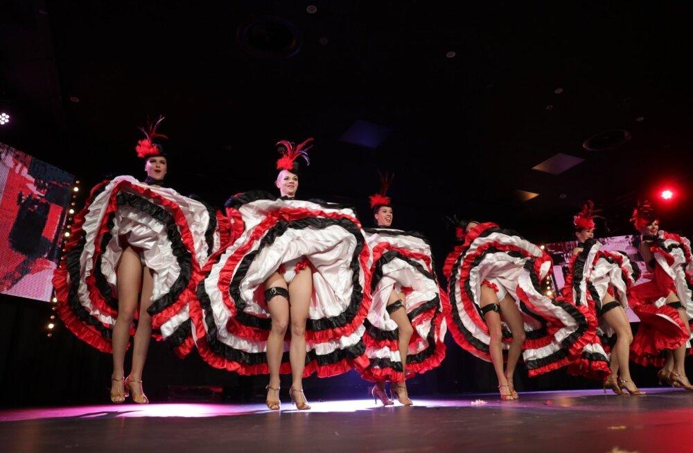 FOTOD | Milline glamuur! Starlight Cabaret 10: kabaree hooaeg on alanud