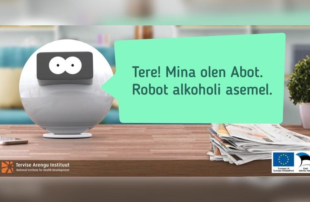 Ära siruta kätt õllepudeli või veiniklaasi järele, otsi abi hoopis TAI uuelt robotilt