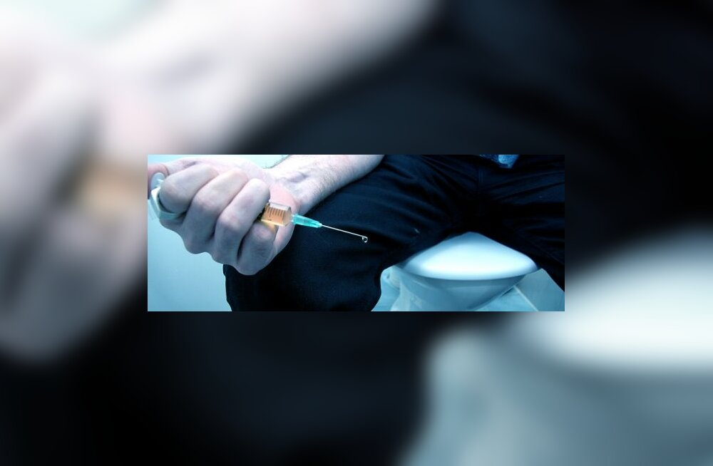 Soomes tabati pool kilo heroiini neelanud mees